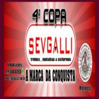 4ª Copa Sevgalli - Encerrada em 11/11/16