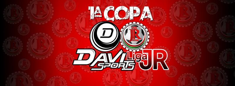 1ª Copa DAVI SPORTS LIGA JR
