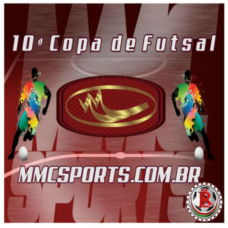 10ª Copa MMCSPORTS.COM.BR - Chave encerrada