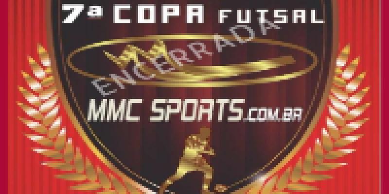 7ª Copa MMC 2016 Encerrada