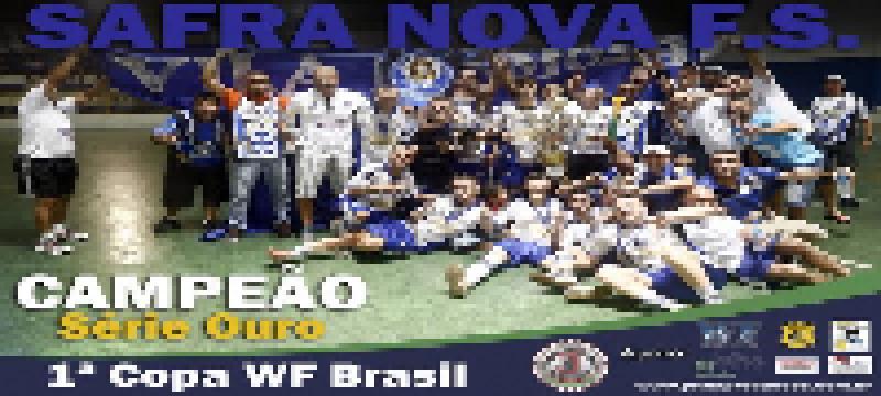 1ª COPA WF BRASIL - FOTOS