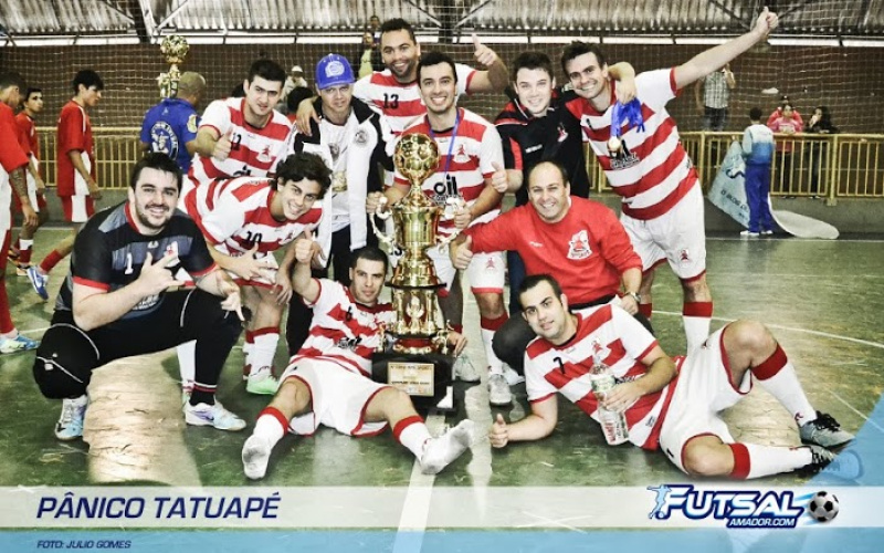 Campeão da 4ª Copa MMC/2013 - Série Ouro